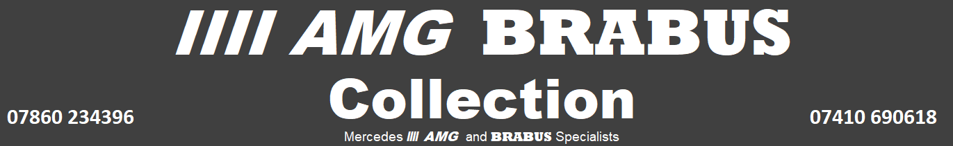 AMG BRABUS COLLECTION